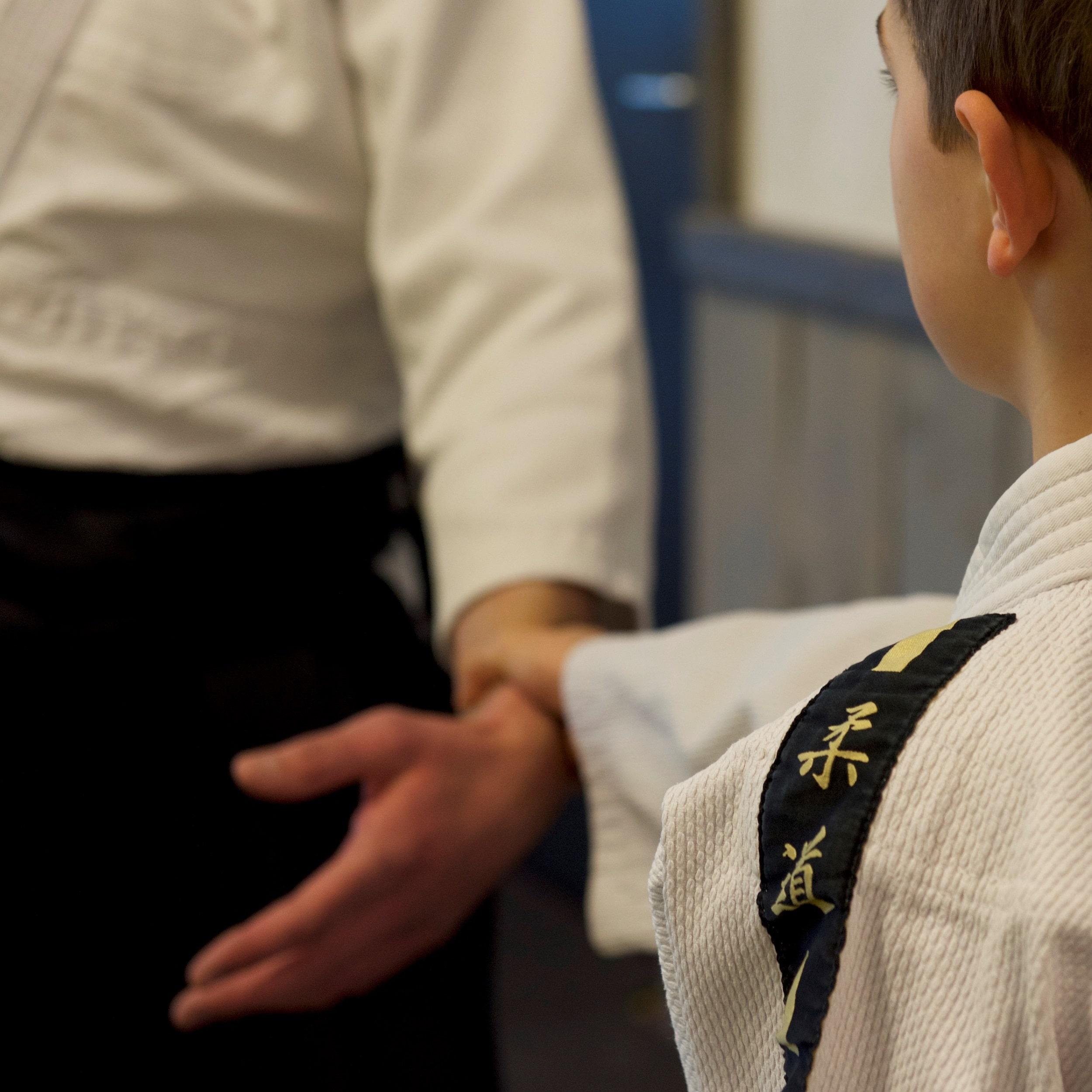 Aikido voor jeugd